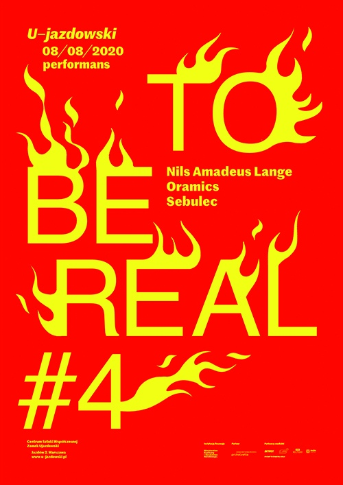 To Be Real #4